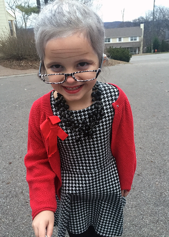 100 year old kids costumes for 100th day of school