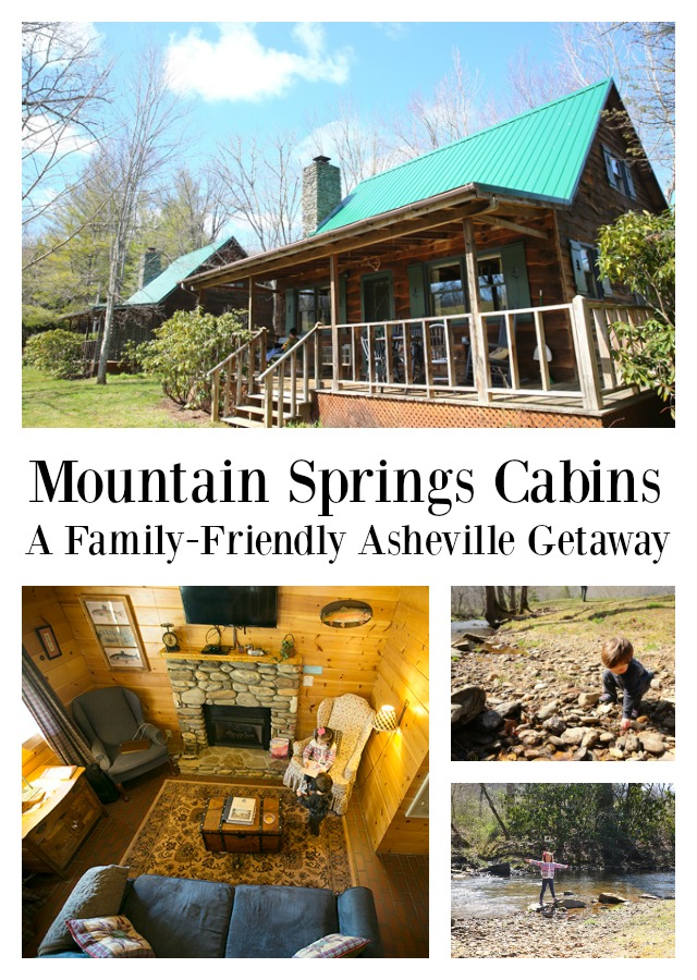 5 reasons families will love this asheville cabin community for Cheap cabin rentals in asheville nc