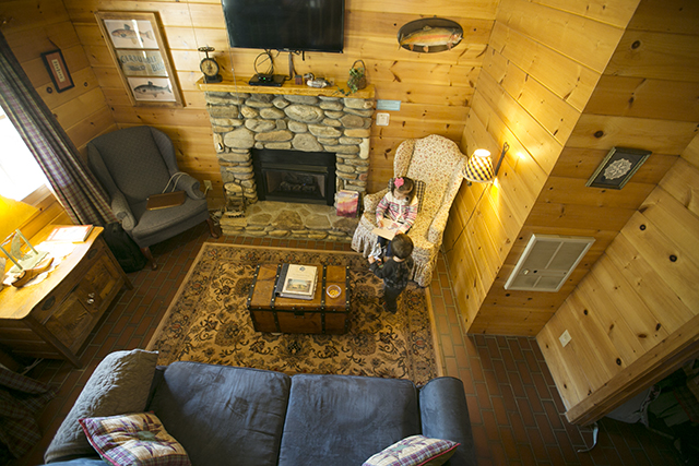 5 Reasons Families Will Love This Asheville Cabin Community