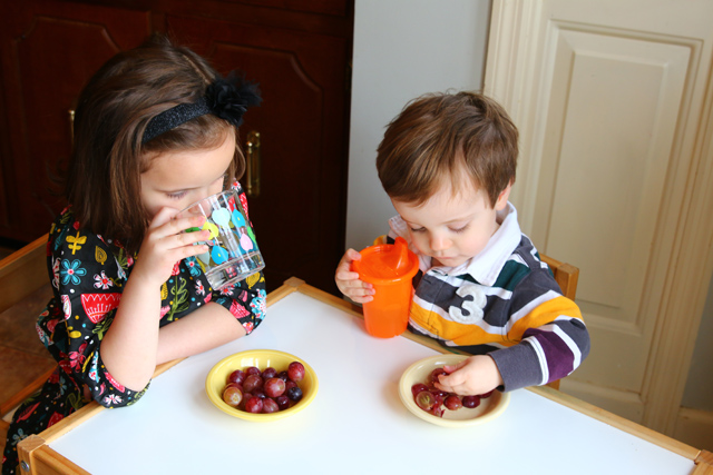 Five Simple Nutrition Tips for Kids