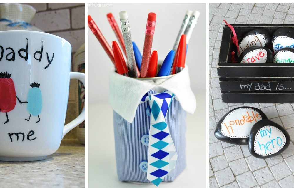 20+ Easy Father's Day Crafts for Kids