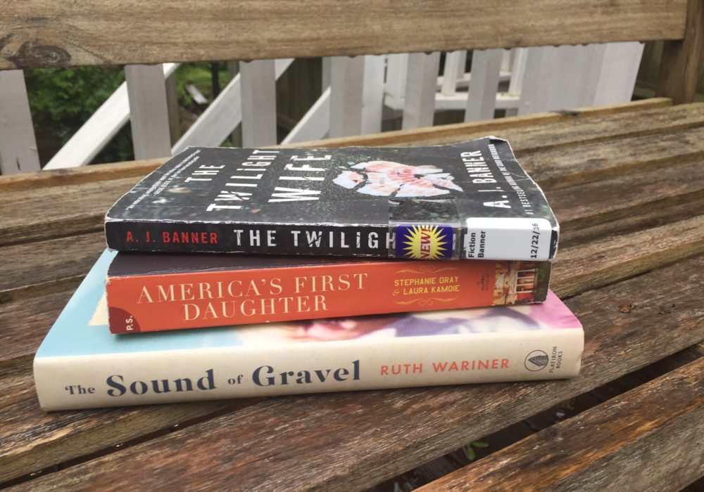 Books I Read: March & April 2017