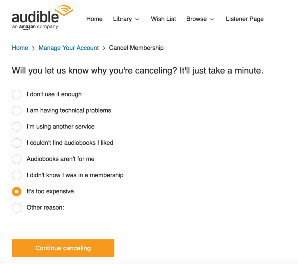how to save money on audible