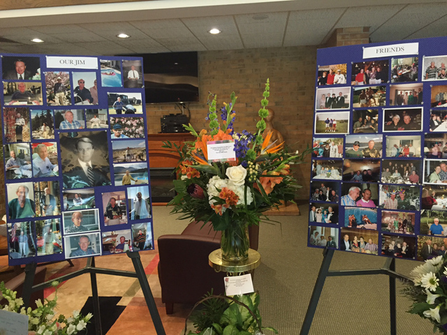 How to Create Photo Boards for a Funeral (or Other Celebration)
