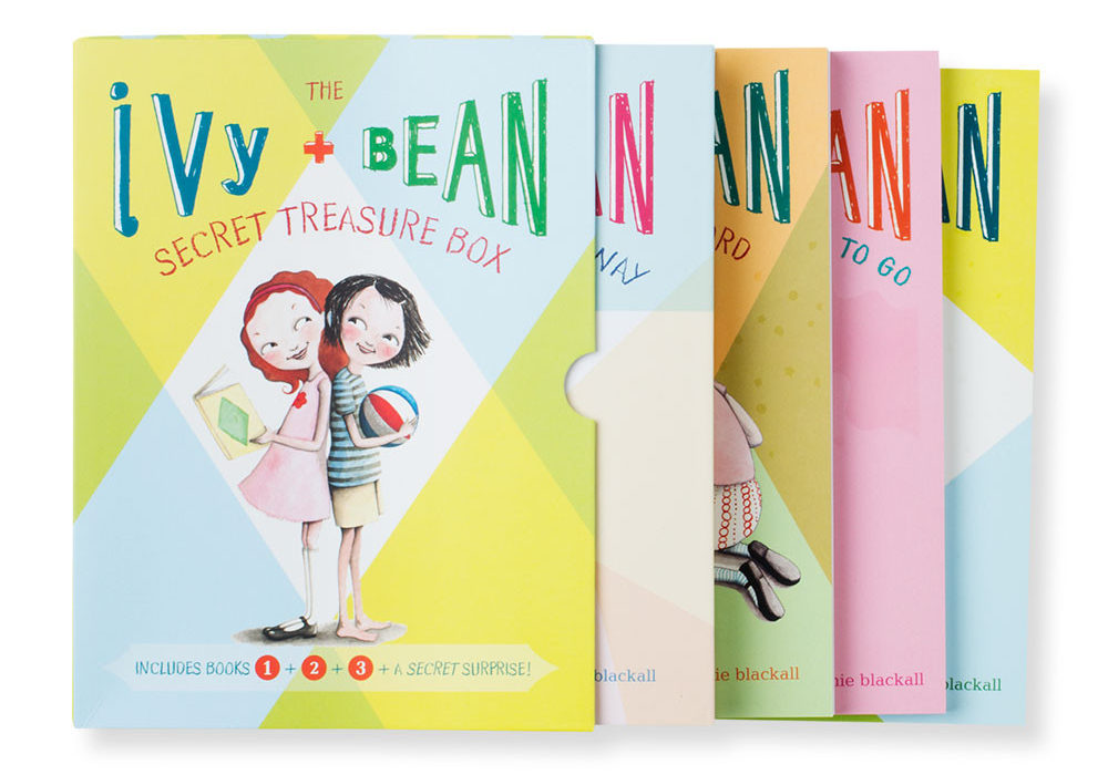 HOT Ivy & Bean Box Set Deal