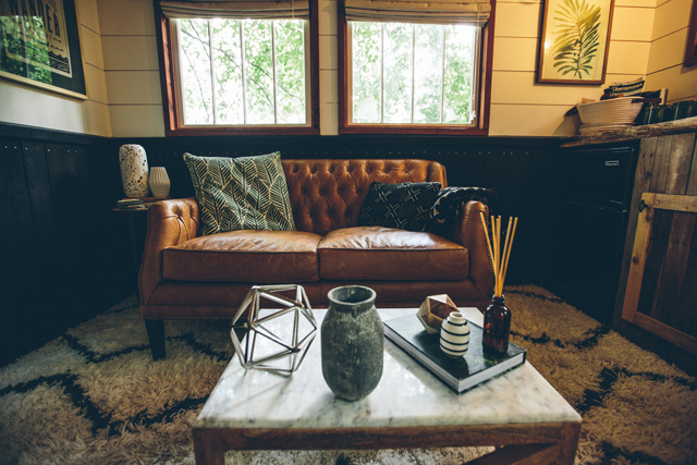 A Treehouse Getaway + How to Travel Easily With Kids