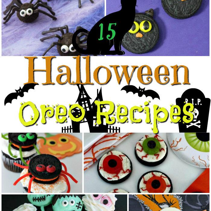 15 Halloween Oreo Recipes