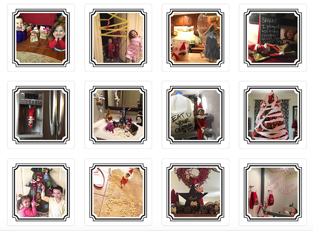 Elf on the Shelf Idea: Make a Memory Game + Additional Ideas You Can Make for Free