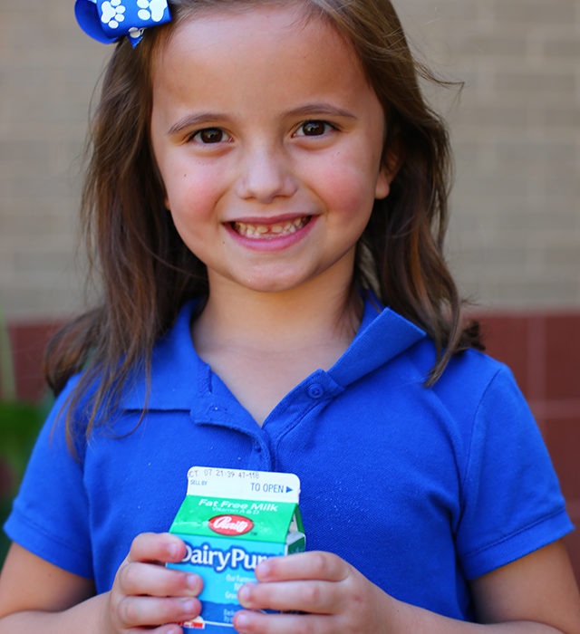 It's School Milk Day! Can You Give Milk to a Child?