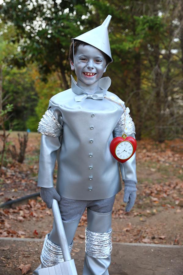 Tin Man DIY Costume