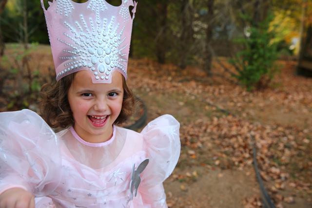 Glenda the Good Witch Costume