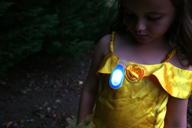 Keep Kids Safe on Halloween with These Cool Lights