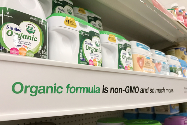 Things You Might Not Know about Organic Formula
