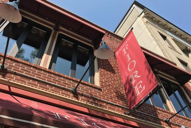 eat italian in Boston