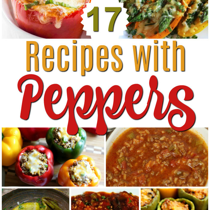 17 Recipes with Peppers