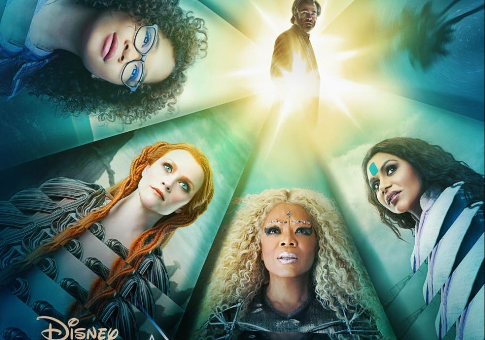 New A Wrinkle in Time Trailer: Opening March 2018