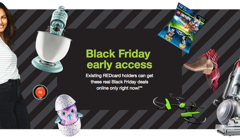 Target Black Friday Deals Available NOW