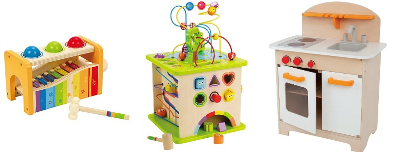 TODAY ONLY: Up to 50% off Hape Toys