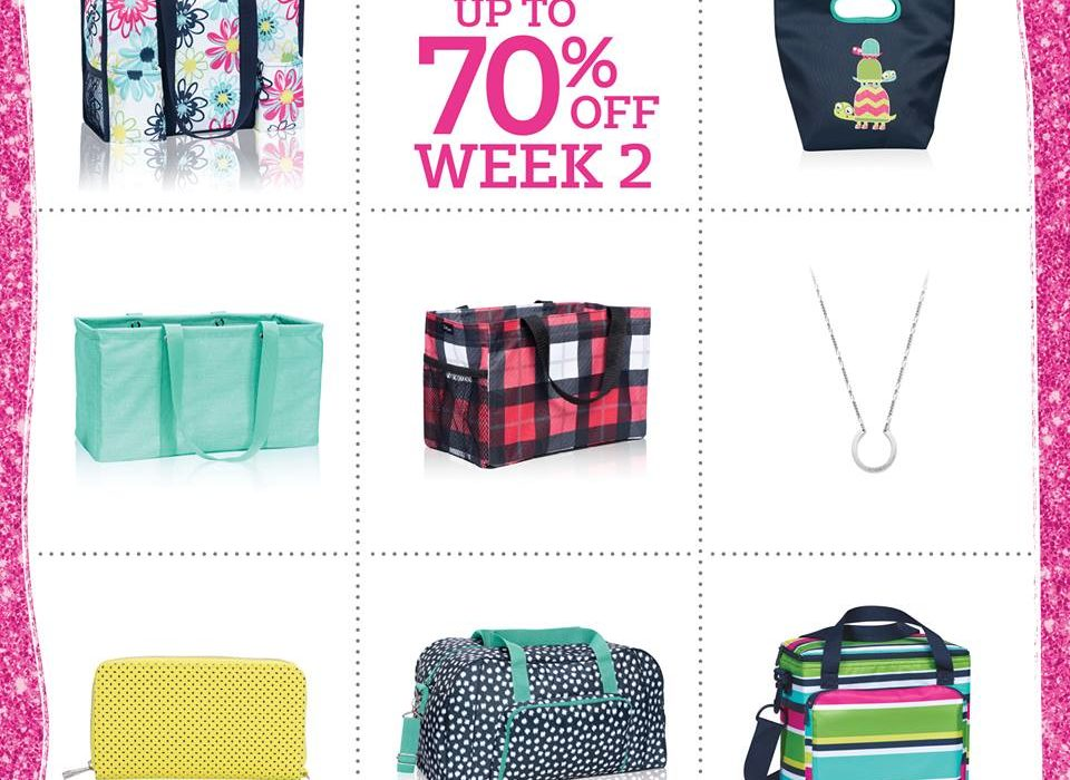 Thirty-One Sale: Crazy Low Prices, New Products Added