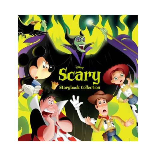 disneys countdown to christmas a story a day 625 scary storybook collection 738 - Disney Christmas Storybook Collection