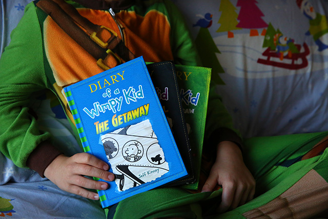 HOT DEAL: Diary Of A Wimpy Kid Hardcovers for $3-$6