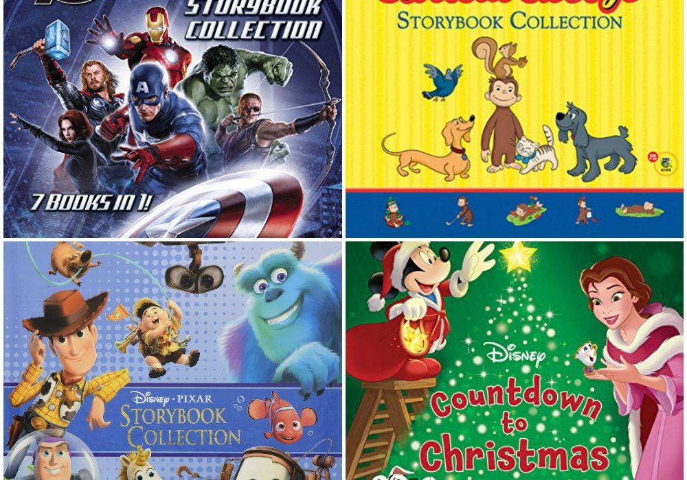 HOT DEAL: Storybook Collections for as Low as $3.64