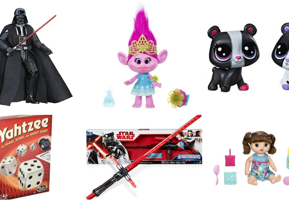 HOT Last Minute Toy Sale on Amazon: Star Wars, Games, Transformers, Dolls & More