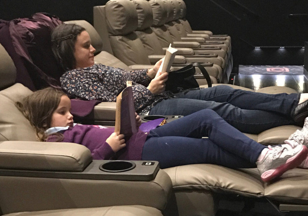 Experiencing Books at the Movies – Questions to Ask Your Kids