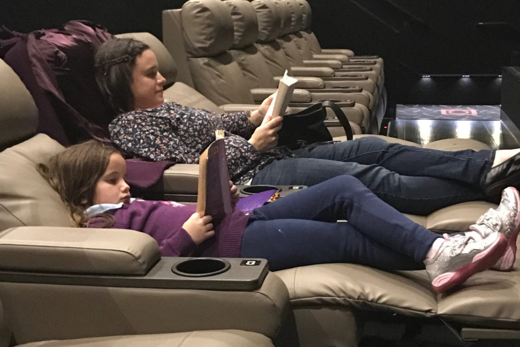 Experiencing Books at the Movies - Questions to Ask Your Kids