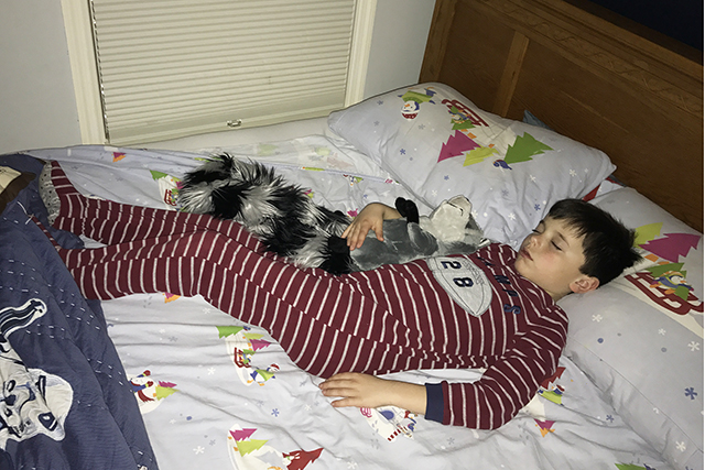 Thoughts on footie pajamas, formula & motherhood