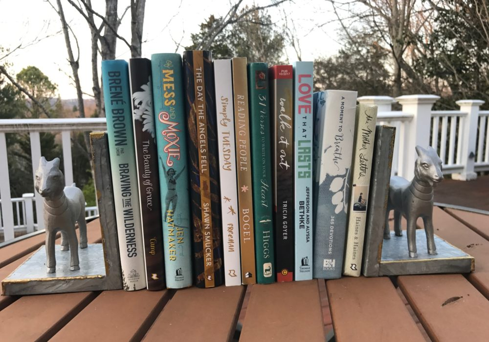 Giveaway: A BIG Box of Books