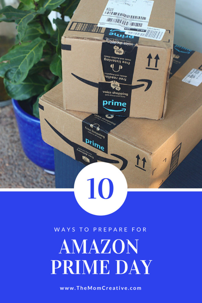 Amazon Prime Day Shopping Tips and How to Prepare for Amazon Prime Day