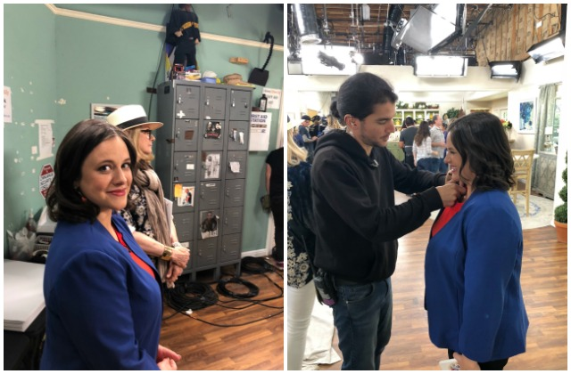 What it was like to be on The Hallmark Channel | The Mom Creative