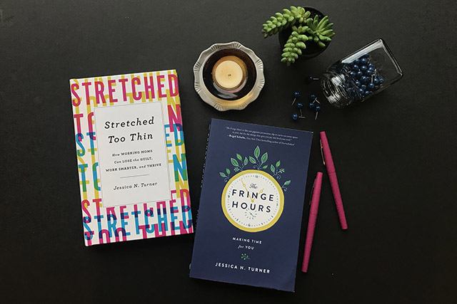 Buy Stretched Too Thin, Get The Fringe Hours Free!