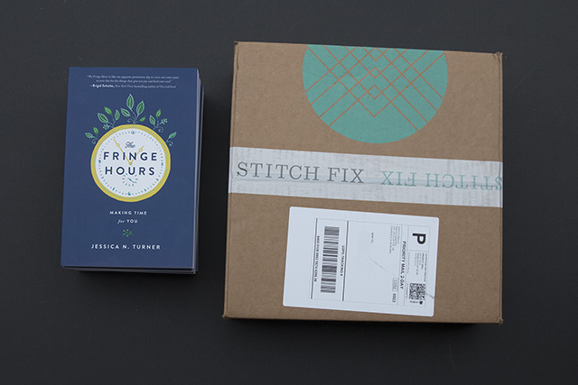 Try Stitch Fix and get The Fringe Hours for free