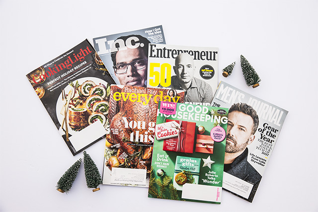 HOT DEAL: 400+ Magazines On Sale (24 hours only!)