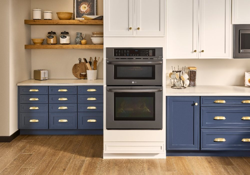 $500 Off Kitchen Appliances + LG Combination Double Wall Oven