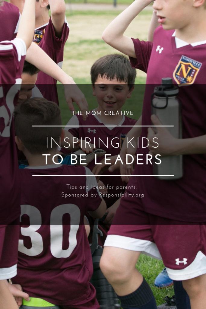 Inspiring Kids to Be Leaders