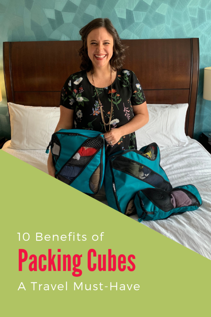 Travel Hack: Benefits of Packing Cubes and why all travelers need them