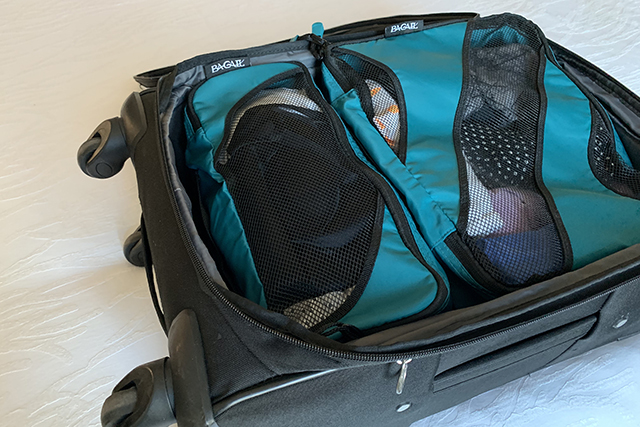 Benefits of Packing Cubes and Packing cubes review