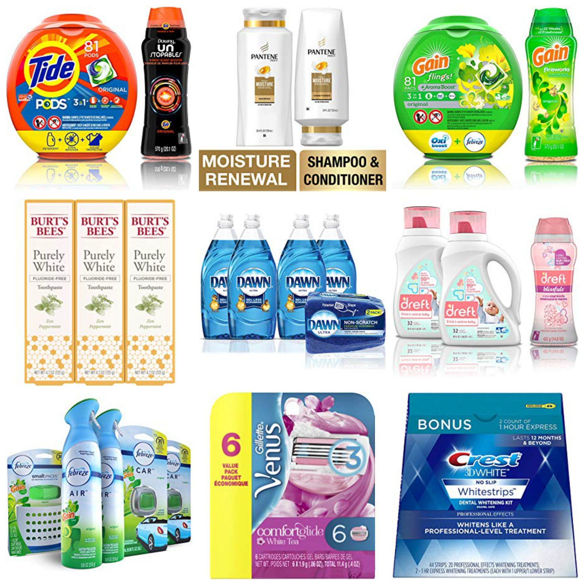 Prime Day: Up To 50% Off Household Essentials - The Mom Creative